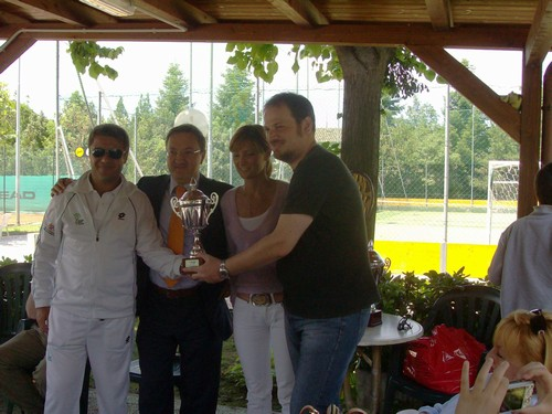 IV Torneo di Tennis Fiaip