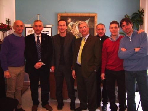 """Il vice presidente regionale vicario Antonino Matano inaugura a Palermo """"Lo Sportello dell'Associato"""""""