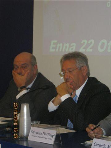 Enna. Importante Convegno Provinciale sulla Legge 122/2010.
