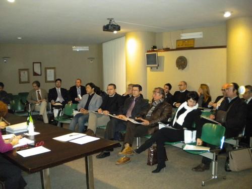 """GIORNATA FORMATIVA: """"Aggiornamento normativo e giurisprudenziale sui trasferimenti immobiliari: casistica."""" – Bari, 15 dicembre 2010."""