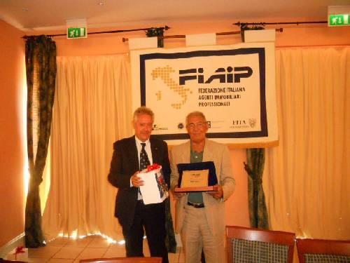 FIAIP Sicilia. Salvatore Stolfi introduce la contrattazione collettiva nel comparto della mediazione.