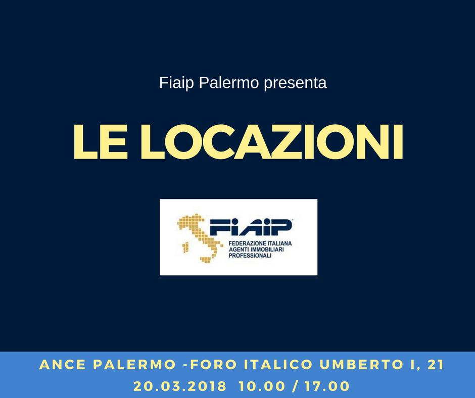 """Il Collegio Provinciale di Palermo presenta il workshop """" Le locazioni"""""""