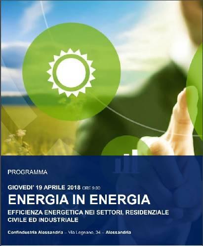 Efficientamento ed energia: convegno Fiaip ad Alessandria