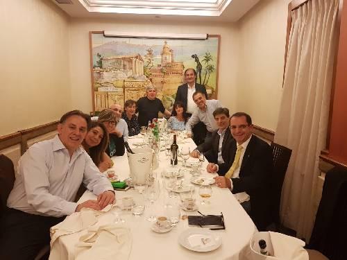 La delegazione lombarda partecipa ai lavori del Consiglio nazionale