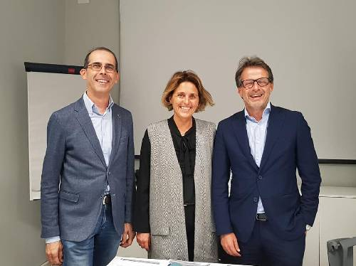 A Vicenza accordo di collaborazione tra Fiaip, Confedilizia ed Auxilia Finance