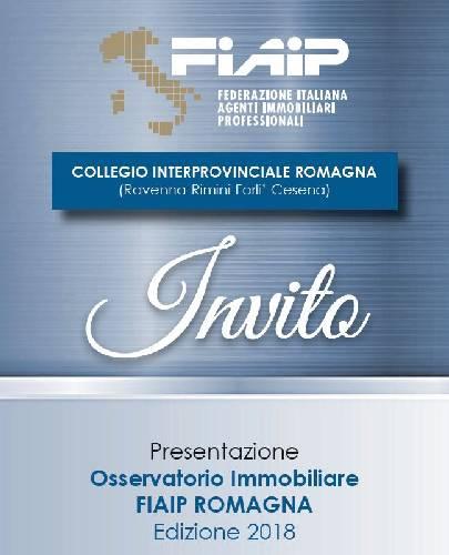 A Faenza Fiaip presenta l'Osservatorio immobiliare della Romagna