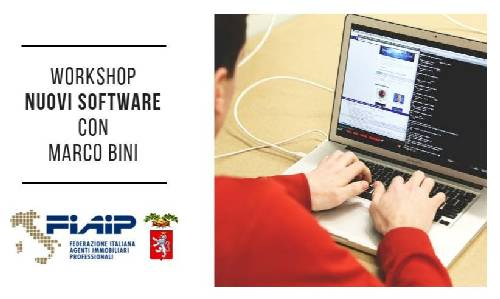 A Siena workshop sui nuovi software per la gestione di un'agenzia immobiliare 4.0