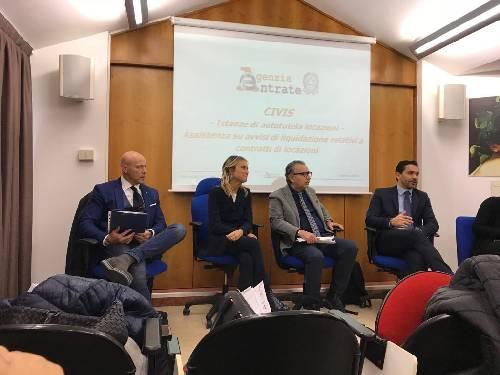 Immobiliare: A Bergamo Fiaip e l'Agenzia delle Entrate insieme per offrire assistenza alle istanze di autotutela locazioni