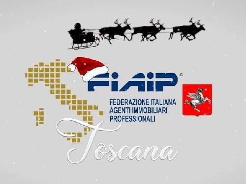 Buon Natale e Felice 2019 da FIAIP Toscana