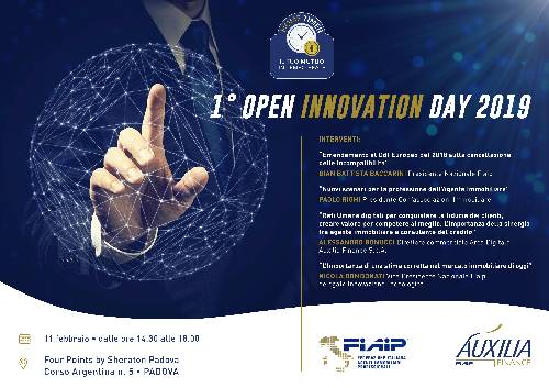 1° OPEN INNOVATION DAY - 11.02.2019