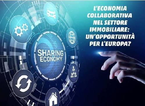 """Convegno UIPI – Confedilizia: """"L'economia collaborativa nel settore immobiliare: un opportunita' per l'Europa?"""""""