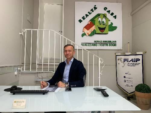 Michele Coratti nuovo Presidente del Collegio di Fiaip Frosinone