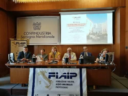 Immobiliare: A Cagliari in aumento le transazioni + 6,70%, prezzi con il segno meno