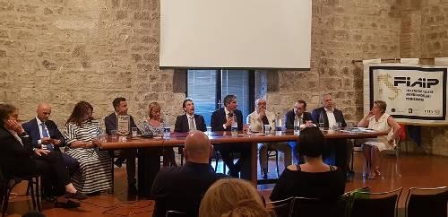 Ad Ascoli Piceno riuniti i vertici Fiaip