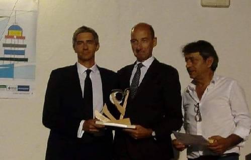 Conferito al Presidente Fiaip Gian Battista Baccarini il premio internazionale Liber@mente