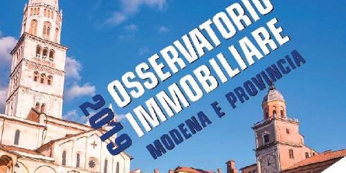 A Modena Fiaip presenta l'Osservatorio immobiliare 2019