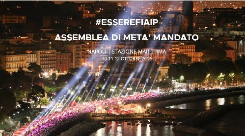 A Napoli l'Assemblea di meta' mandato Fiaip