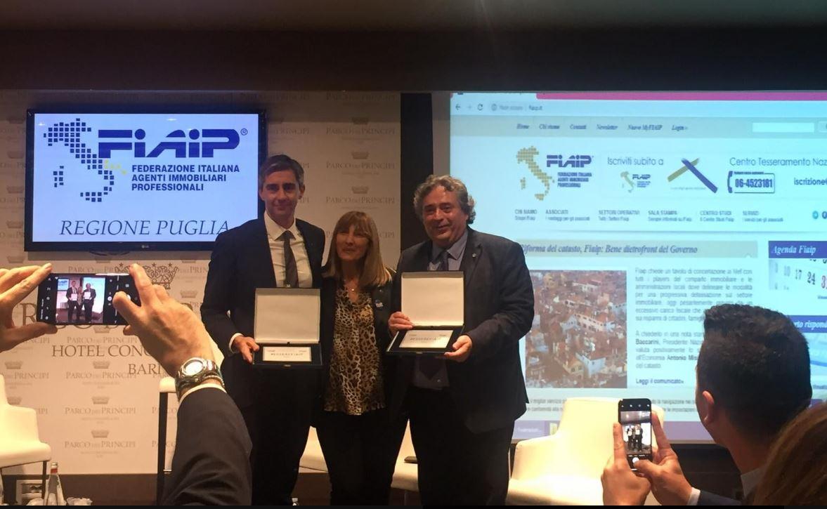 Agenti Immobiliari: A Bari Convegno Fiaip sulla riforma della professione