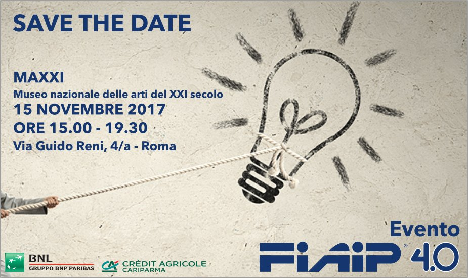 FIAIP 4.0 | Roma, 15 novembre 2017