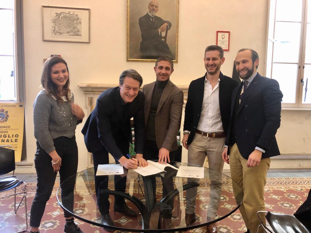 Patto per lo sviluppo. Accordo tra Fiaip e il Comune di Pesaro