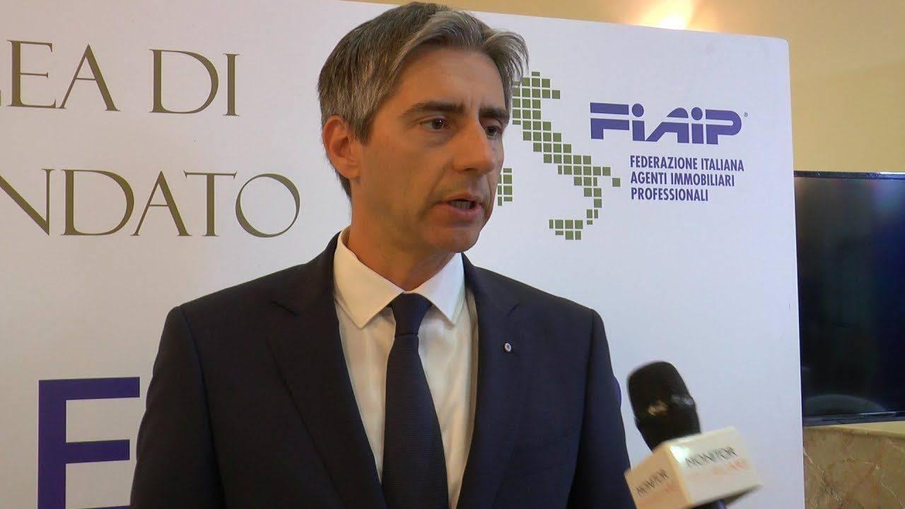 """Immobiliare, Baccarini (FIAIP) : 'Subito azioni concrete per gli obiettivi di green new deal nella Legge di Bilancio"""""""