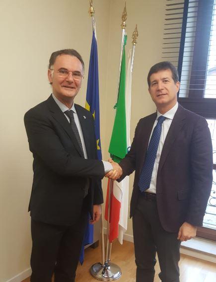 Rinnovato a Verona l'accordo tra Confindustria e Fiaip
