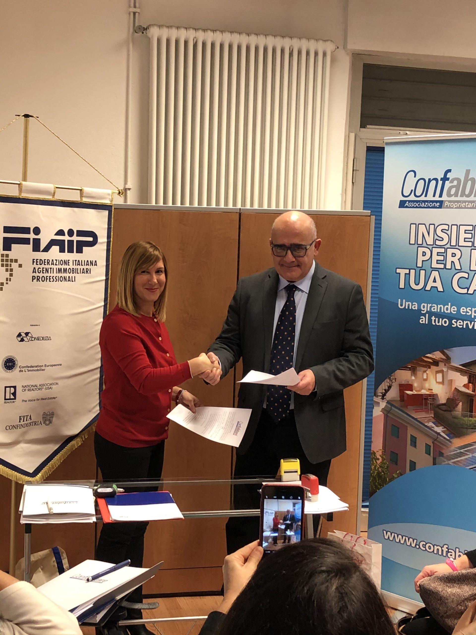A La Spezia siglato accordo tra FIAIP, Confabitare ed Assocasa