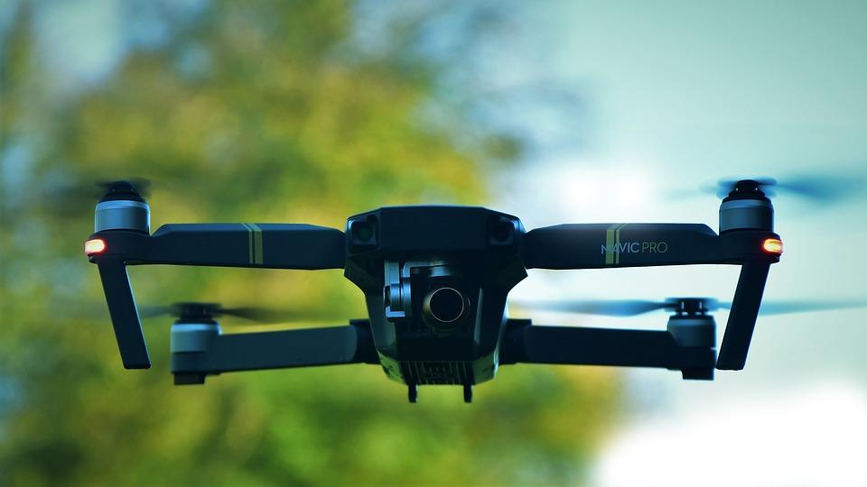 Convenzione: Servizi fotografici con riprese aeree (drone)