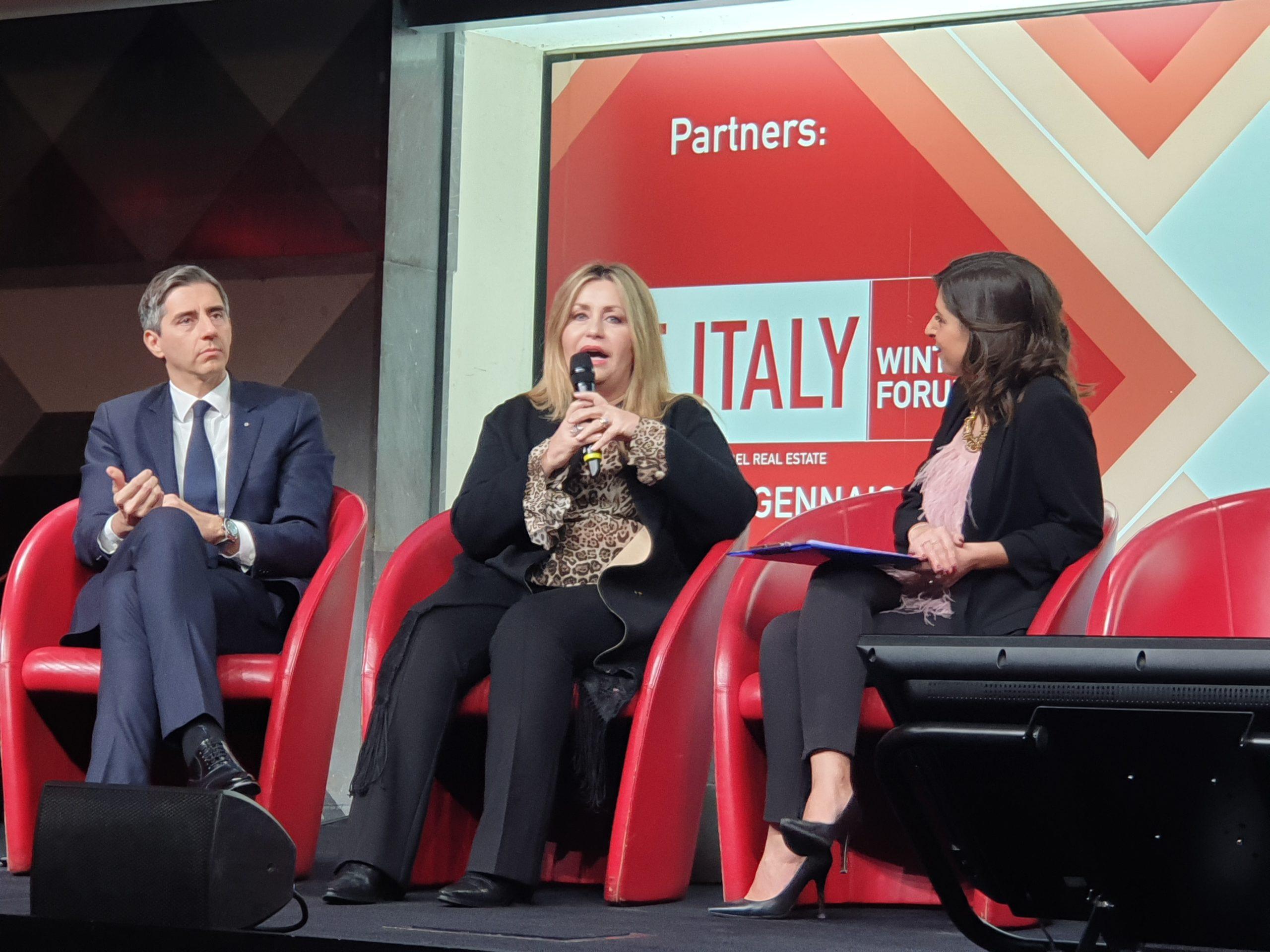 """Catia Polidori (OPMI): """"Serve uno shock fiscale per dare maggiore spinta al settore immobiliare"""""""