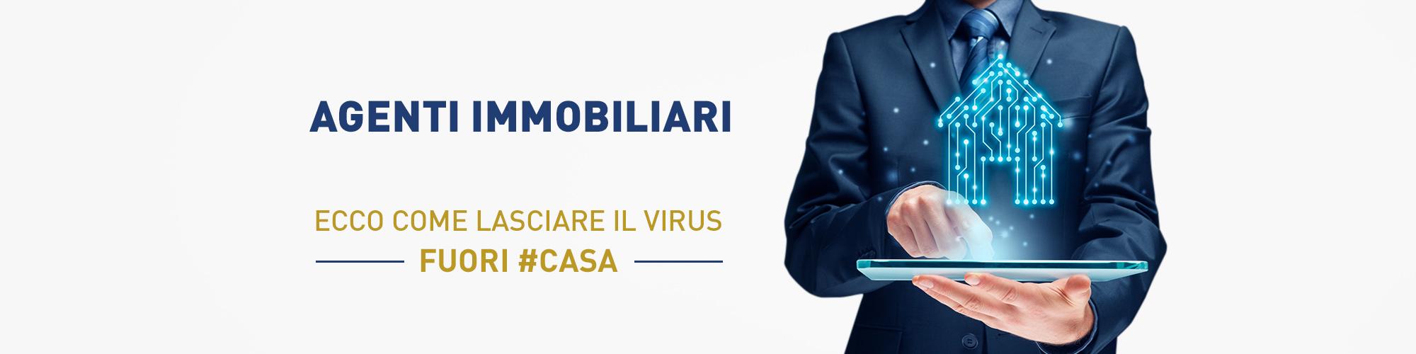 Servizi Per Agenti Immobiliari fiaip lascia il virus fuori di #casa, fallo anche tu! - fiaip