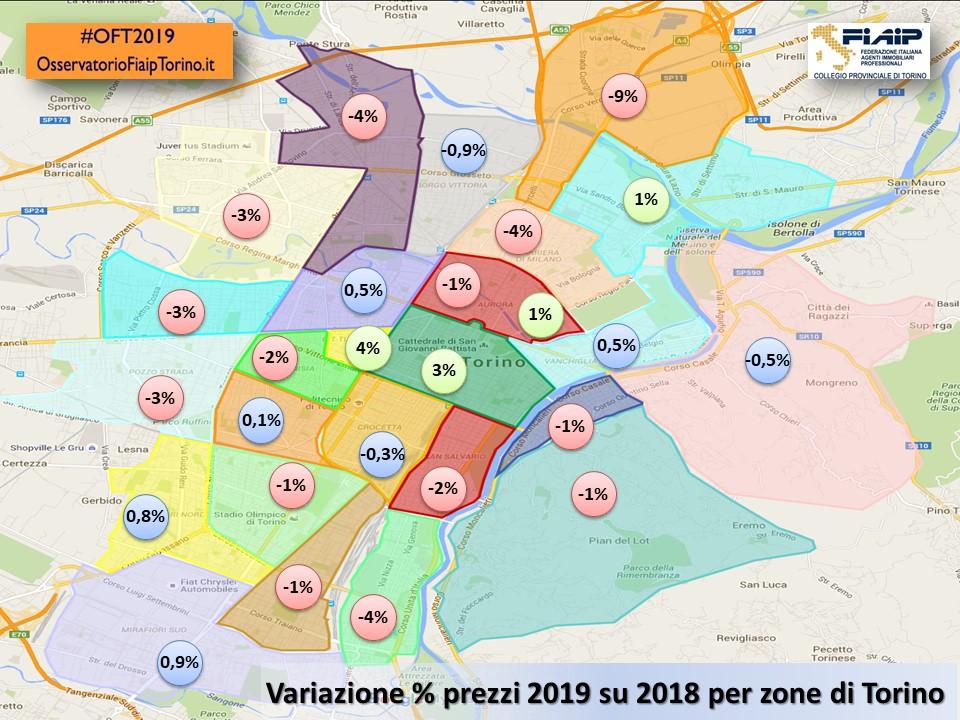 """Immobiliare, Aurelio Amerio (FIAIP): """"A Torino nel 2020 non prevediamo tracolli per il comparto"""""""
