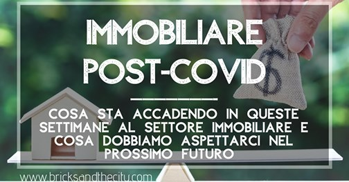 Immobiliare: Oggi alle 18.00 Fiaip interviene a 'Bricks and the City'
