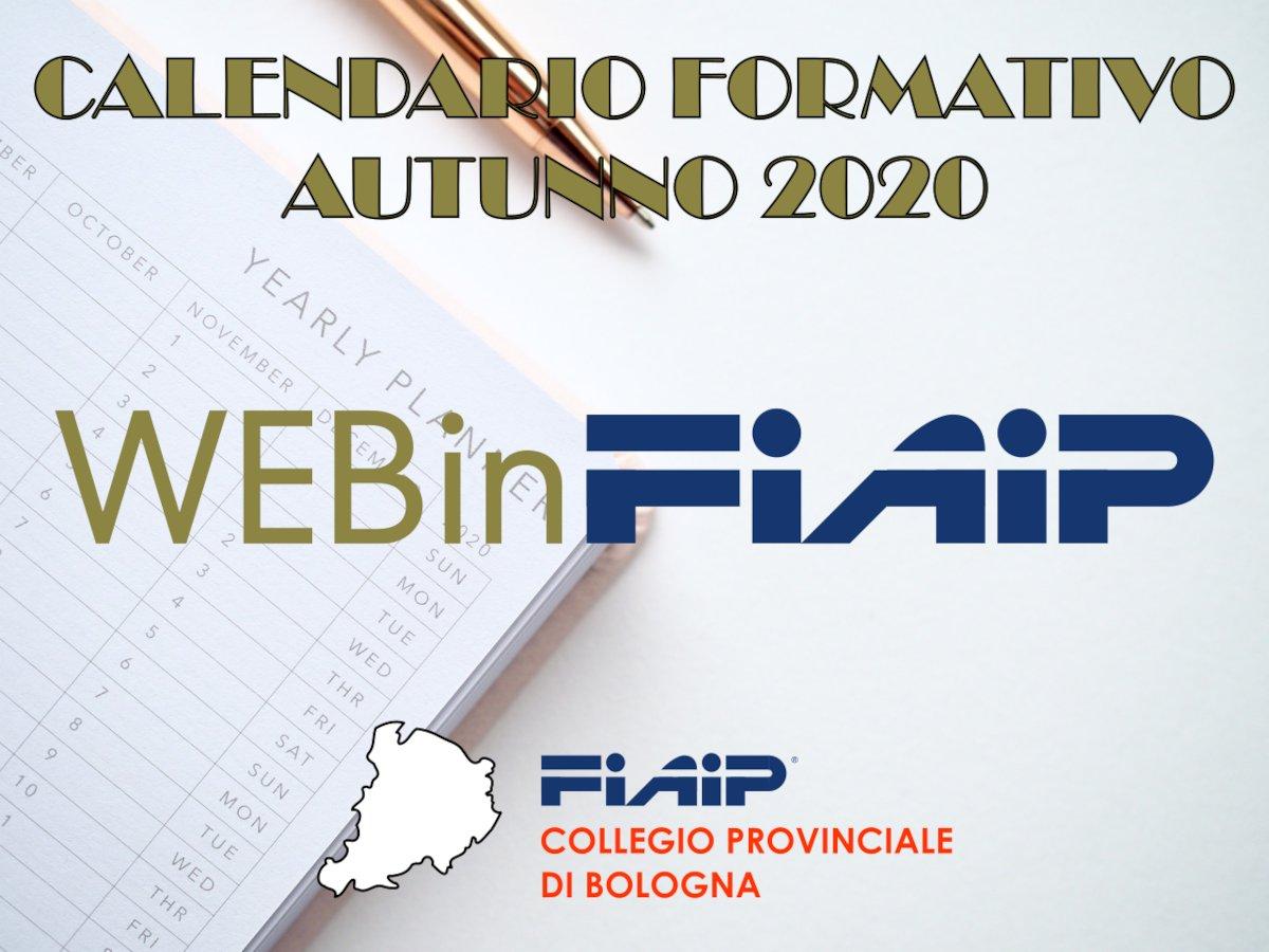 Formazione: A Bologna Fiaip vara il calendario dei corsi per l'autunno 2020