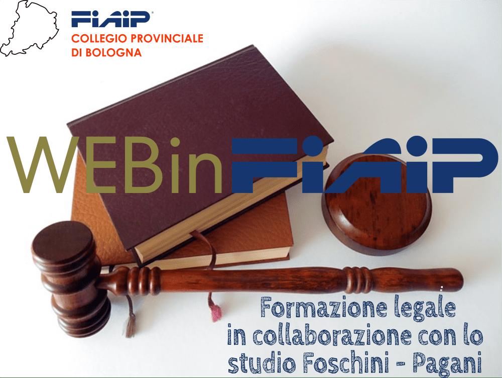 """Bologna Webinar FIAIP """"Prima di tutto buttiamo giù 2 righe"""""""