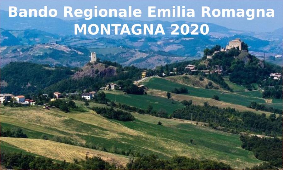 Emilia Romagna – 24/09/2020 | Diretta Facebook – Bando Montagna 2020