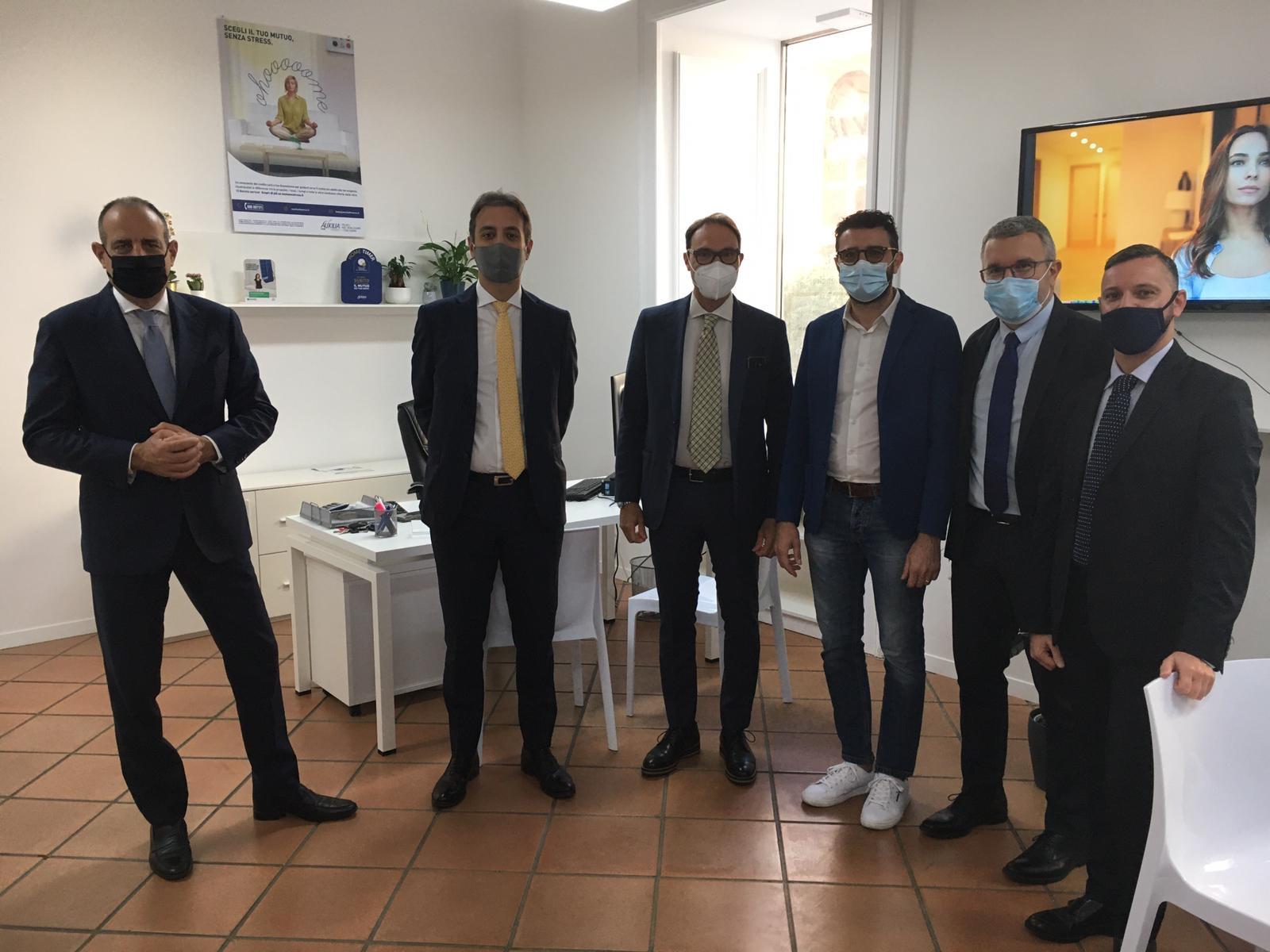 """FIAIP: A Salerno inaugurato lo sportello """"Progetto casa"""""""
