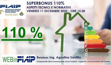 Fiaip: A Caserta Webinar Fiaip su Superbonus 110%