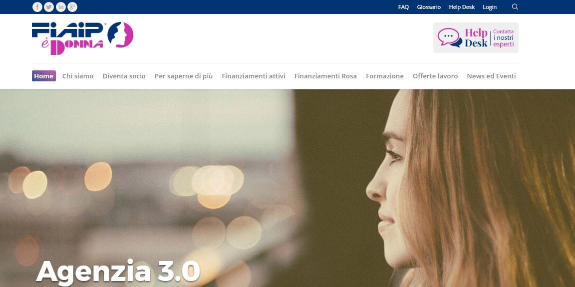 5 domande per rispondere a: perché un sito web FiaipDonna?