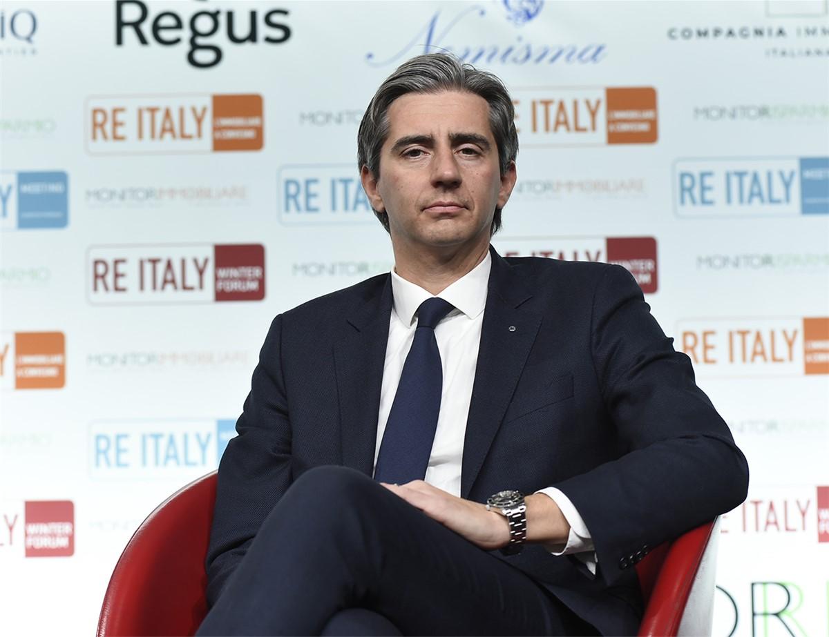 """Gian Battista Baccarini (FIAIP): """"Abbiamo rafforzato l'offerta formativa. L'agenzia immobiliare si evolve in chiave phygital"""""""