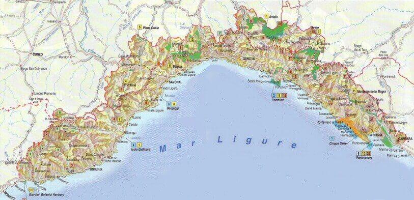 Regione Liguria: contributi per la nascita e lo sviluppo di nuove imprese
