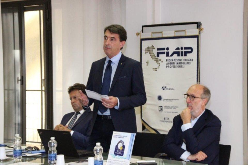 Agenti Immobiliari: Piccoli, Prosperi e Perseghin, alla guida della Giunta Nazionale FIAIP