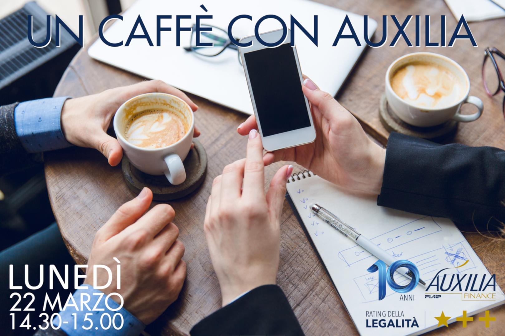 Un caffè con Auxilia a Bologna