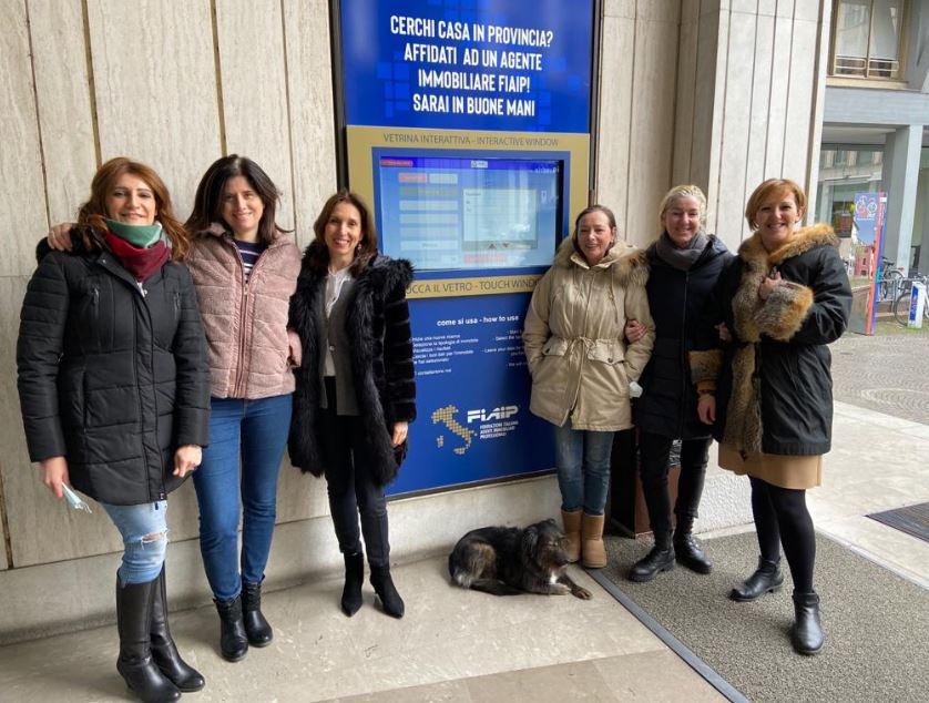 A Treviso Accordo di collaborazione 'Buone idee' tra Fiaip Donna e il Comitato dell'imprenditoria femminile della Camera di Commercio di Treviso e Belluno