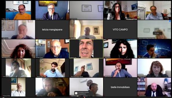 Fiaip Sicilia: Formazione al centro del Consiglio Regionale