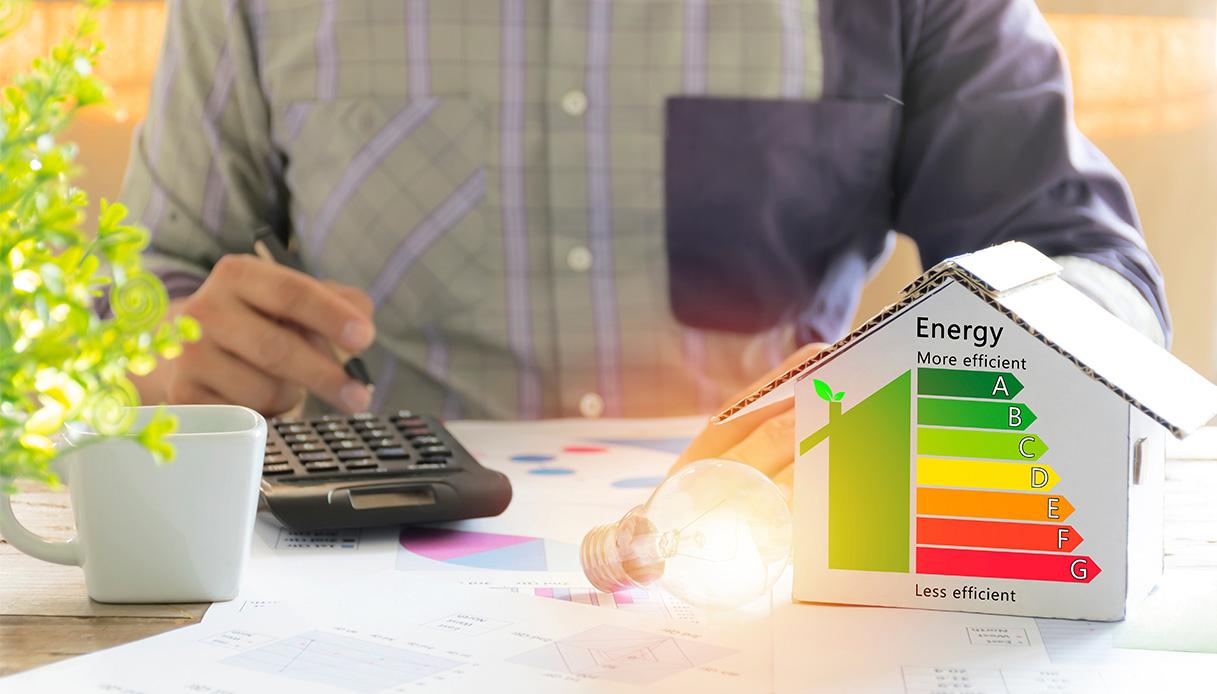 Casa: In Italia stabile nel 2020 la qualità energetica degli immobili.  Ancora lontani gli obiettivi UE.