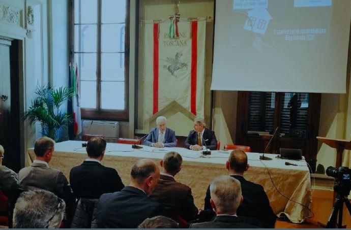 A Firenze Mercoledì 22 settembre Fiaip presenta l'Osservatorio immobiliare regionale a Palazzo Strozzi Sacrati