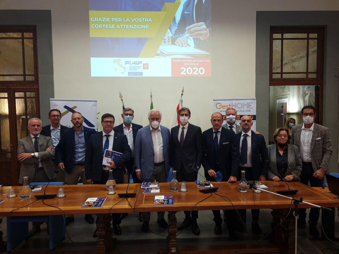 Immobiliare: In Toscana quotazioni 2020 stabili